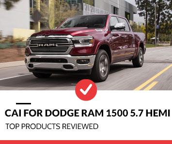 Best Cold Air Intake For Dodge Ram 1500 5.7 Hemi