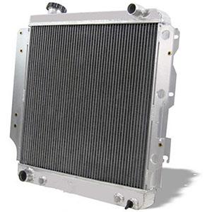 OzCoolingParts Radiator for Jeep Wrangler 1988 1989 2004 2005 YJ TJ 2.4L- 4.2L