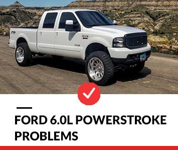 6.0L Powerstroke Problems